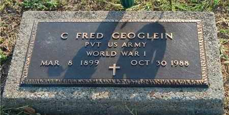 GEOGLEIN, FRED - Meigs County, Ohio | FRED GEOGLEIN - Ohio Gravestone Photos