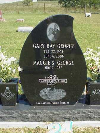 GEORGE, MAGGIE S. - Meigs County, Ohio | MAGGIE S. GEORGE - Ohio Gravestone Photos