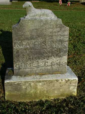 GIBSON, INFANT SON - Meigs County, Ohio | INFANT SON GIBSON - Ohio Gravestone Photos