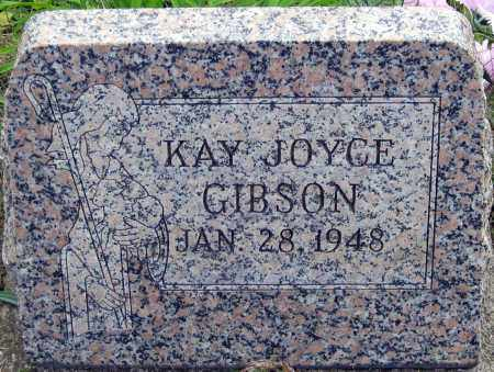 GIBSON, KAY JOYCE - Meigs County, Ohio | KAY JOYCE GIBSON - Ohio Gravestone Photos