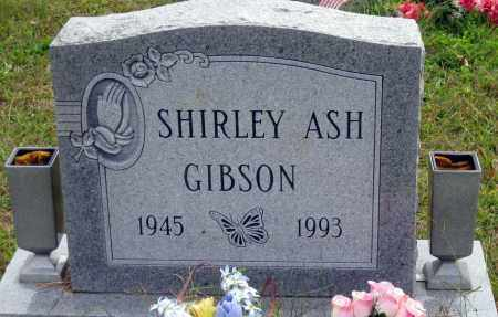 GIBSON, SHIRLEY - Meigs County, Ohio | SHIRLEY GIBSON - Ohio Gravestone Photos