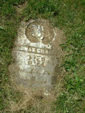 GILBERT, THOMAS - Meigs County, Ohio | THOMAS GILBERT - Ohio Gravestone Photos