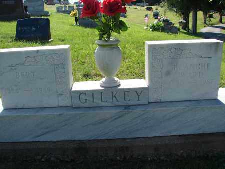 WARD GILKEY, BLANCHE - Meigs County, Ohio | BLANCHE WARD GILKEY - Ohio Gravestone Photos