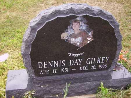 GILKEY, DENNIS DAY - Meigs County, Ohio | DENNIS DAY GILKEY - Ohio Gravestone Photos