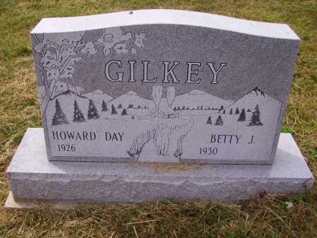 GILKEY, HOWARD DAY - Meigs County, Ohio | HOWARD DAY GILKEY - Ohio Gravestone Photos