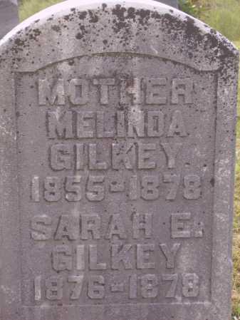 GILEKY, SARAH E. - Meigs County, Ohio | SARAH E. GILEKY - Ohio Gravestone Photos