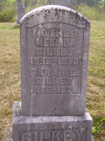 GILKEY, SARAH E. - 2ND VIEW - Meigs County, Ohio | SARAH E. - 2ND VIEW GILKEY - Ohio Gravestone Photos