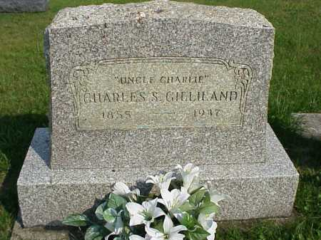GILLILAND, CHARLES S. - Meigs County, Ohio | CHARLES S. GILLILAND - Ohio Gravestone Photos