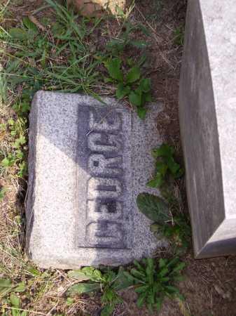 GILLILAND, GEORGE W. - Meigs County, Ohio | GEORGE W. GILLILAND - Ohio Gravestone Photos