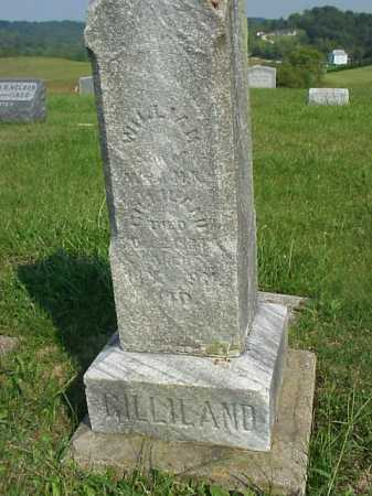 GILLILAND, WILLIAM - Meigs County, Ohio | WILLIAM GILLILAND - Ohio Gravestone Photos
