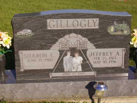 GILLOGLY, JEFFREY A. - Meigs County, Ohio | JEFFREY A. GILLOGLY - Ohio Gravestone Photos