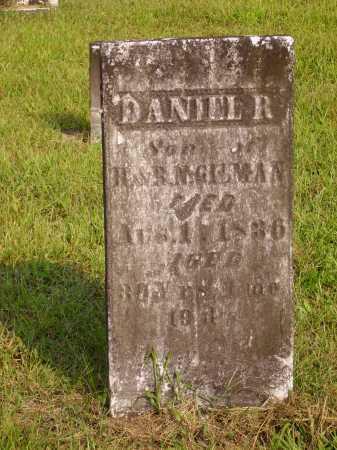GILMAN, DANIEL R. - Meigs County, Ohio | DANIEL R. GILMAN - Ohio Gravestone Photos