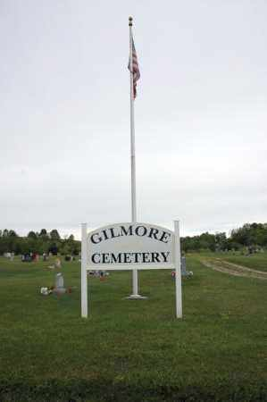 GILMORE, CEMETERY SIGN - Meigs County, Ohio | CEMETERY SIGN GILMORE - Ohio Gravestone Photos