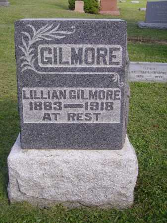 GILMORE, LILLIAN - Meigs County, Ohio | LILLIAN GILMORE - Ohio Gravestone Photos