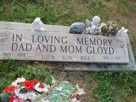 GLOYD, WILLIAM H. - Meigs County, Ohio | WILLIAM H. GLOYD - Ohio Gravestone Photos