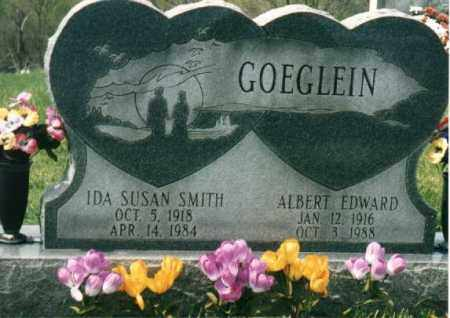 GOEGLEIN, ALBERT EDWARD - Meigs County, Ohio | ALBERT EDWARD GOEGLEIN - Ohio Gravestone Photos