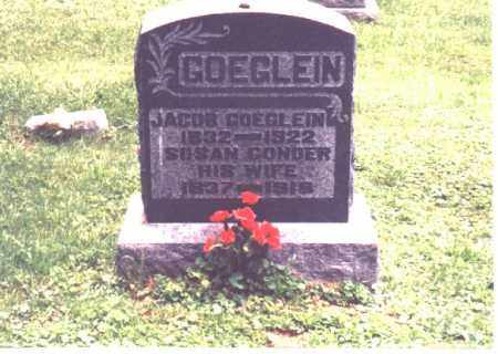 GOEGLEIN, SUSAN - Meigs County, Ohio | SUSAN GOEGLEIN - Ohio Gravestone Photos