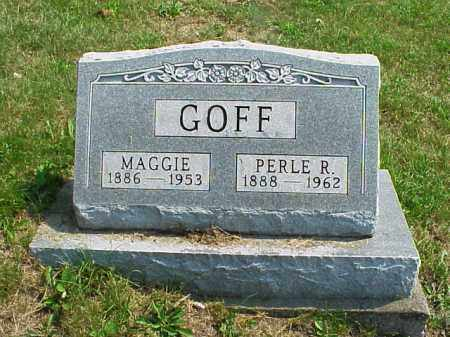 DENNEY GOFF, MAGGIE - Meigs County, Ohio | MAGGIE DENNEY GOFF - Ohio Gravestone Photos
