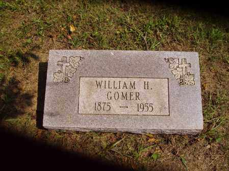 GOMER, WILLIAM H. - Meigs County, Ohio | WILLIAM H. GOMER - Ohio Gravestone Photos