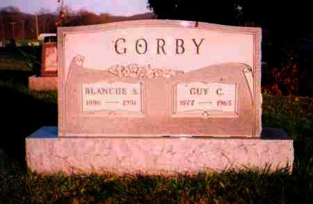 GORBY, BLANCHE S. - Meigs County, Ohio | BLANCHE S. GORBY - Ohio Gravestone Photos