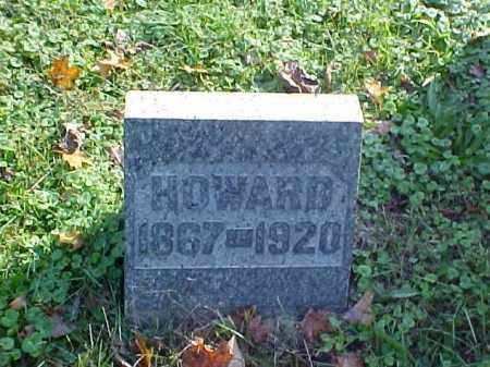GORSUCH, HOWARD - Meigs County, Ohio | HOWARD GORSUCH - Ohio Gravestone Photos