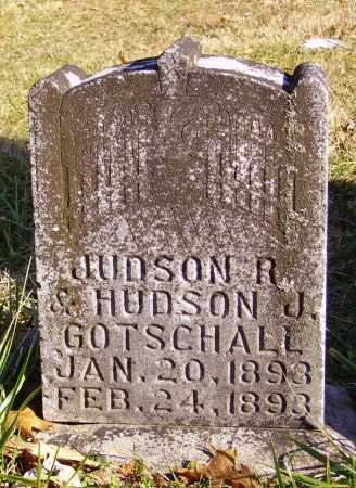 GOTSCHALL, JUSDON R. - Meigs County, Ohio | JUSDON R. GOTSCHALL - Ohio Gravestone Photos