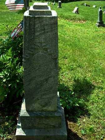 GRADY, ELIZABETH - Meigs County, Ohio | ELIZABETH GRADY - Ohio Gravestone Photos