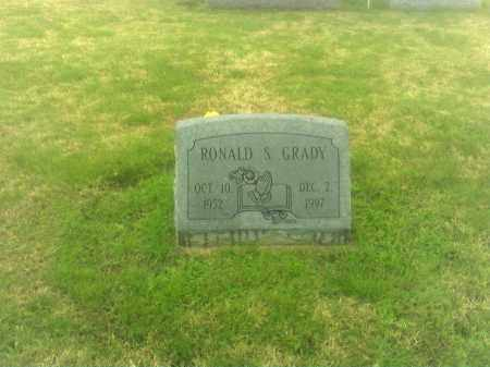 GRADY, RONALD - Meigs County, Ohio | RONALD GRADY - Ohio Gravestone Photos
