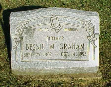 PRICE GRAHAM, BESSIE MAE - Meigs County, Ohio | BESSIE MAE PRICE GRAHAM - Ohio Gravestone Photos
