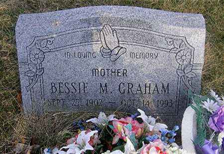 GRAHAM, BESSIE M. - Meigs County, Ohio | BESSIE M. GRAHAM - Ohio Gravestone Photos