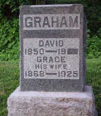 GRAHAM, GRACE - Meigs County, Ohio | GRACE GRAHAM - Ohio Gravestone Photos