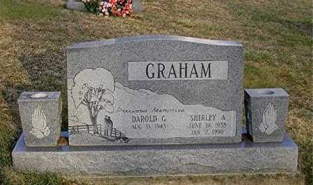 GRAHAM, DAROLD G. - Meigs County, Ohio | DAROLD G. GRAHAM - Ohio Gravestone Photos