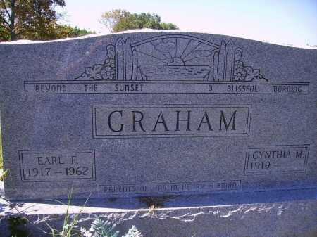 GRAHAM, EARL F. - Meigs County, Ohio | EARL F. GRAHAM - Ohio Gravestone Photos