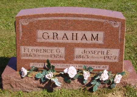 GRAHAM, FLORENCE G. - Meigs County, Ohio | FLORENCE G. GRAHAM - Ohio Gravestone Photos