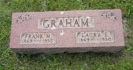 GRAHAM, LAURA E. - Meigs County, Ohio | LAURA E. GRAHAM - Ohio Gravestone Photos
