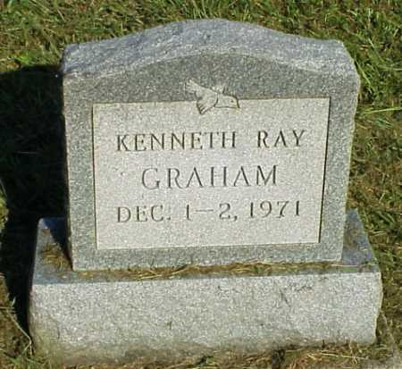 GRAHAM, KENNETH RAY - Meigs County, Ohio | KENNETH RAY GRAHAM - Ohio Gravestone Photos