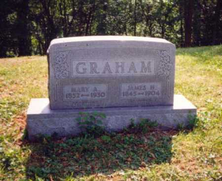 GRAHAM, MARY A. - Meigs County, Ohio | MARY A. GRAHAM - Ohio Gravestone Photos