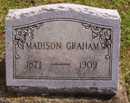 GRAHAM, MADISON - Meigs County, Ohio | MADISON GRAHAM - Ohio Gravestone Photos