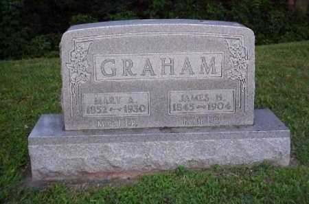 GRAHAM, JAMES H. - Meigs County, Ohio | JAMES H. GRAHAM - Ohio Gravestone Photos