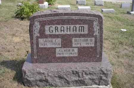 BARKER GRAHAM, SADIE E. - Meigs County, Ohio | SADIE E. BARKER GRAHAM - Ohio Gravestone Photos