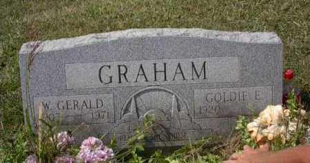 GRAHAM, GOLDIE E. - Meigs County, Ohio | GOLDIE E. GRAHAM - Ohio Gravestone Photos