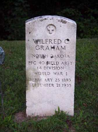 GRAHAM, WILFRED C. - Meigs County, Ohio | WILFRED C. GRAHAM - Ohio Gravestone Photos
