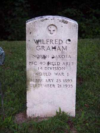 GRAHAM, WILFRED C. - Meigs County, Ohio | WILFRED C. GRAHAM - Ohio Gravestone Photos