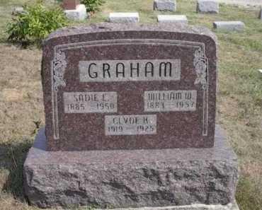 "BARKER GRAHAM, SARAH ELIZABETH ""SADIE"" - Meigs County, Ohio | SARAH ELIZABETH ""SADIE"" BARKER GRAHAM - Ohio Gravestone Photos"