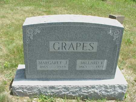 GRAPES, MILLARD F. - Meigs County, Ohio | MILLARD F. GRAPES - Ohio Gravestone Photos