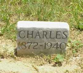 GRATE, CHARLES - Meigs County, Ohio | CHARLES GRATE - Ohio Gravestone Photos