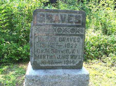 GRAVES, OSCAR W. - Meigs County, Ohio | OSCAR W. GRAVES - Ohio Gravestone Photos