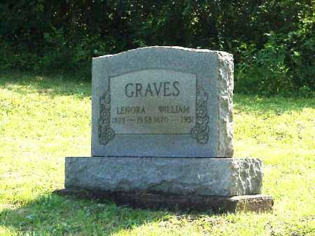 GRAVES, WILLIAM - Meigs County, Ohio | WILLIAM GRAVES - Ohio Gravestone Photos