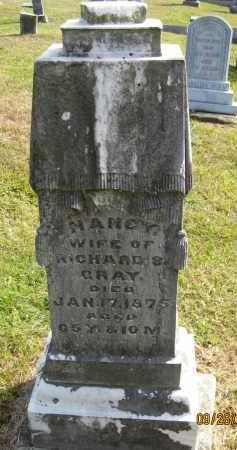 GRAY, NANCY - Meigs County, Ohio | NANCY GRAY - Ohio Gravestone Photos
