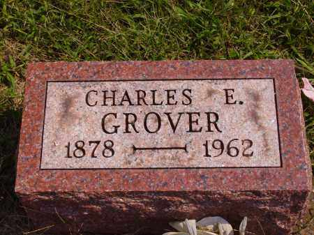 GROVER, CHARLES E. - Meigs County, Ohio | CHARLES E. GROVER - Ohio Gravestone Photos